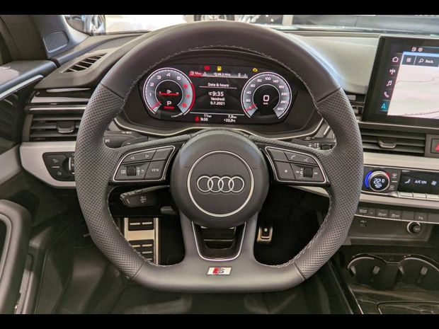 Photo miniature de la Audi A5 Cabriolet 40 TFSI 204ch S line S tronic 7 2021 d'occasion
