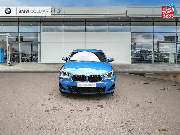 Photo miniature de la BMW X2 xDrive20dA 190ch M Sport Euro6d-T GPS Camera Radar AV/AR LED Runflat 2018 d'occasion