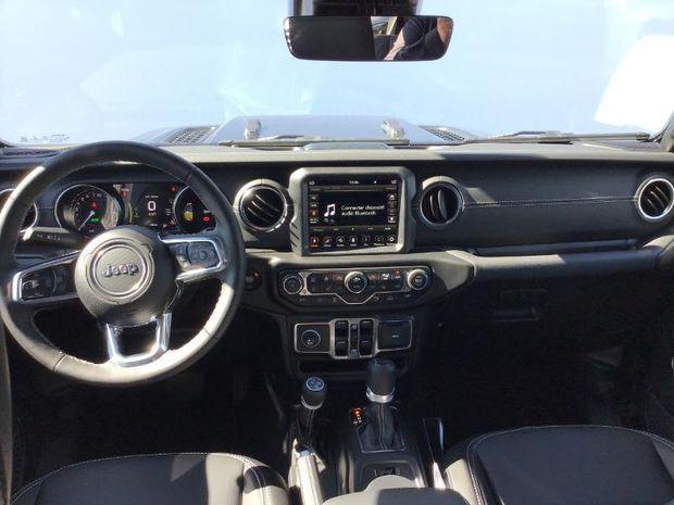 Photo miniature de la Jeep Wrangler 2.0 T 380ch First Edition 4xe Command-Trac BVA8 2021 d'occasion