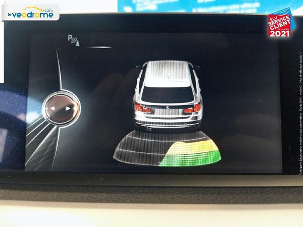 Photo miniature de la BMW Serie 3 Touring 316dA 116ch Business GPS Radar AR 2017 d'occasion