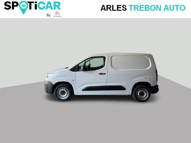 Photo miniature de la Citroën Berlingo Van M 650kg BlueHDi 100 S&S Driver 2021 d'occasion