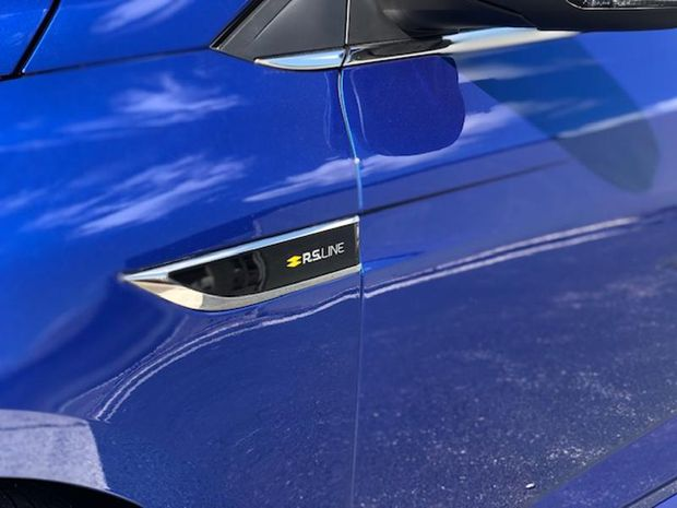 Photo miniature de la Renault Megane 1.3 TCe 140ch FAP RS Line EDC 2021 d'occasion