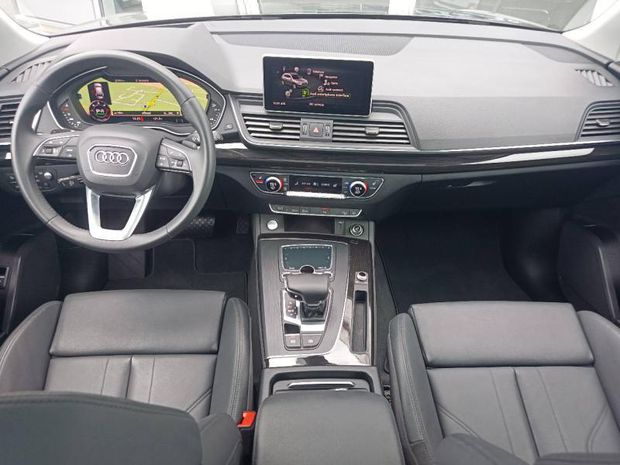 Photo miniature de la Audi Q5 35 TDI 163ch Avus S tronic 7 2020 d'occasion