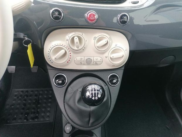 Photo miniature de la Fiat 500 1.0 70ch BSG S&S Pop 2021 d'occasion