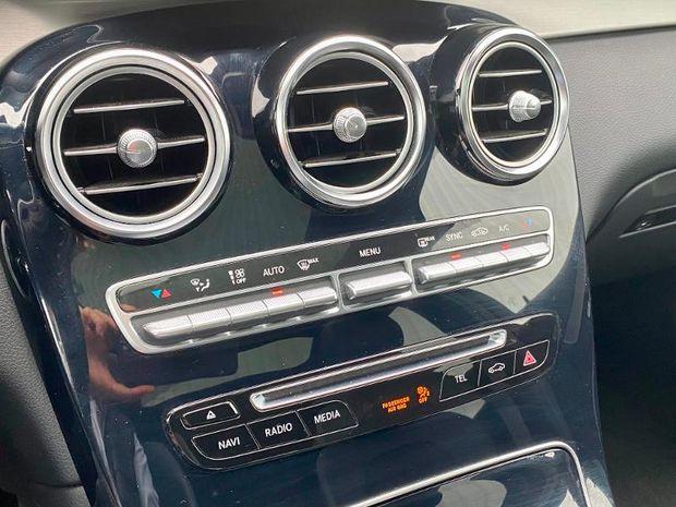 Photo miniature de la Mercedes Classe GLC GLC 220 d 170ch Sportline 4Matic 9G-Tronic Euro6c 2018 d'occasion
