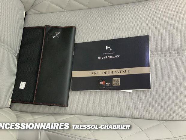 Photo miniature de la DS DS 3 DS3 Crossback E-Tense La Première 2020 d'occasion