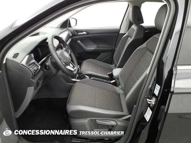 Photo miniature de la Volkswagen T-cross 1.0 TSI 115 Start/Stop DSG7 R-Line 2020 d'occasion