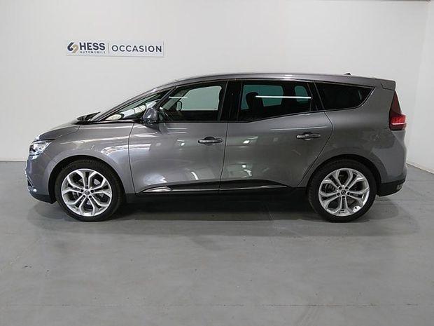 Photo miniature de la Renault Grand Scenic 1.7 Blue dCi 120ch Business 7 places GPS Radar AV/AR Clim Auto 2020 d'occasion