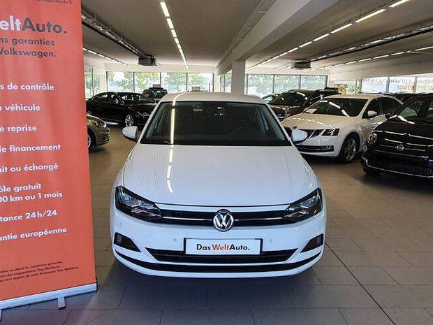 Photo miniature de la Volkswagen Polo 1.6 TDI 95 S&S BVM5 Connect 2019 d'occasion