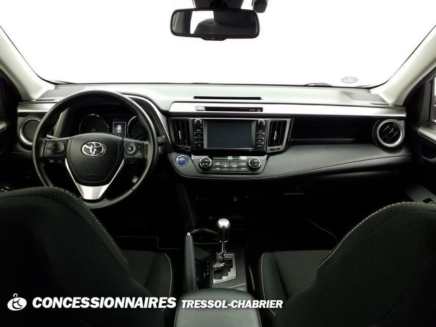 Photo miniature de la Toyota RAV4 Hybride 197ch 2WD Dynamic Edition 2018 d'occasion