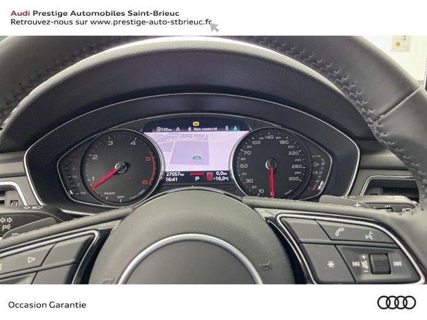 Photo miniature de la Audi A4 Avant 50 TDI 286ch S line quattro tiptronic 8 2020 d'occasion