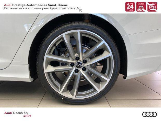 Photo miniature de la Audi A6 Avant 40 TDI 204ch S line quattro S tronic 7 2021 d'occasion