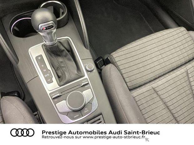 Photo miniature de la Audi A3 Sportback 35 TFSI 150ch CoD Sport S tronic 7 Euro6d-T 2020 d'occasion