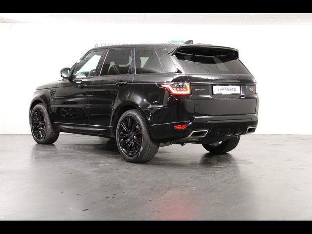 Photo miniature de la Land Rover Range Rover Sport 2.0 P400e 404ch HSE Dynamic Mark IX 2021 d'occasion