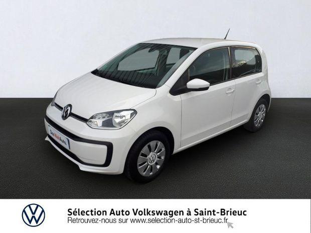 Photo miniature de la Volkswagen Up ! 1.0 60ch BlueMotion Technology Move up! 5p Euro6d-T 2019 d'occasion