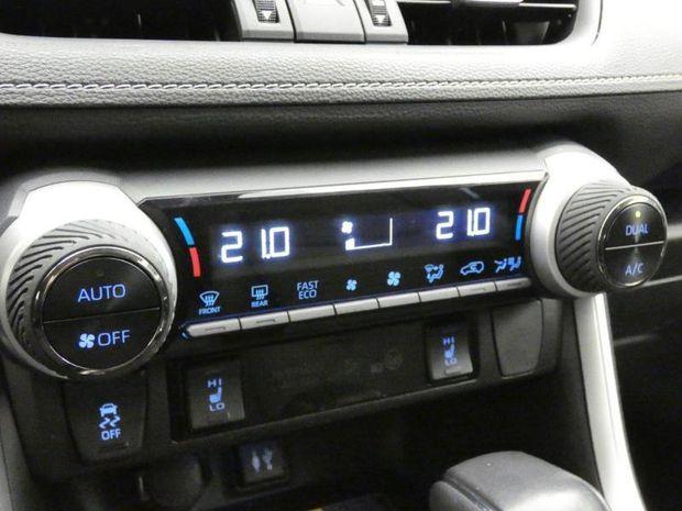 Photo miniature de la Toyota RAV4 Hybride 218ch Lounge 2WD 2019 d'occasion
