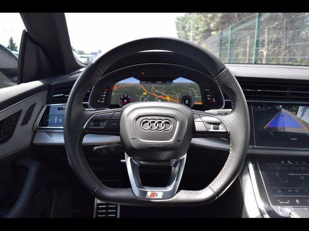 Photo miniature de la Audi Q8 50 TDI 286ch S line quattro tiptronic 8 17cv 2020 d'occasion