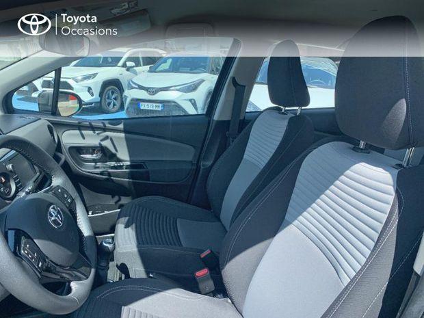 Photo miniature de la Toyota Yaris 70 VVT-i France Business 5p RC19 2020 d'occasion