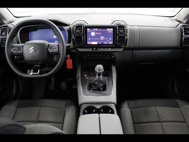 Photo miniature de la Citroën C5 Aircross BlueHDi 130ch S&S Feel E6.d 2021 d'occasion