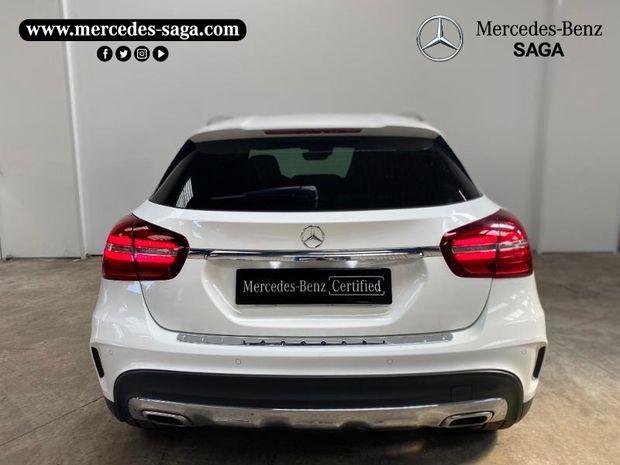Photo miniature de la Mercedes GLA Classe  200 d 136ch Fascination 7G-DCT Euro6c 2018 d'occasion