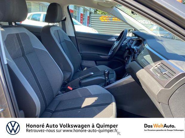 Photo miniature de la Volkswagen Polo 1.6 TDI 95ch Confortline 2018 d'occasion