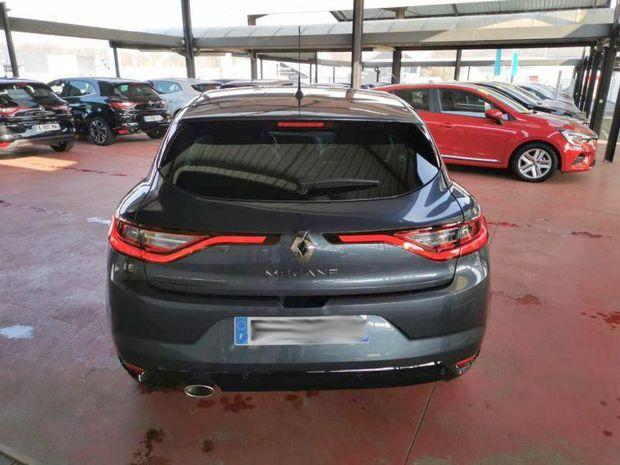Photo miniature de la Renault Megane 1.5 Blue dCi 115ch Intens 2020 d'occasion
