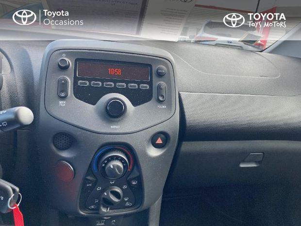 Photo miniature de la Toyota Aygo 1.0 VVT-i 72ch x-black 5p 2020 d'occasion