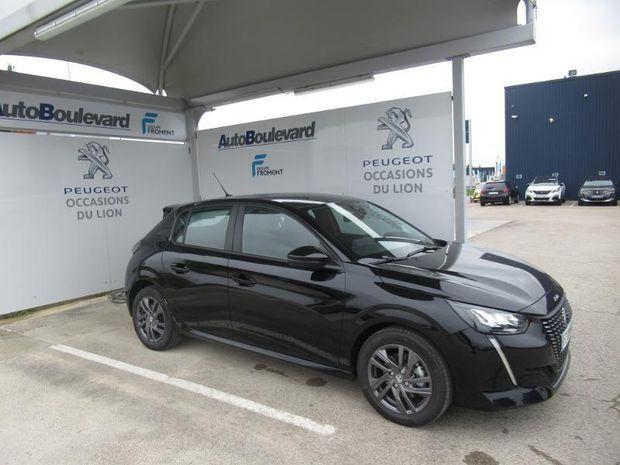 Photo miniature de la Peugeot 208 1.2 PureTech 100ch S&S Active Business EAT8 2021 d'occasion