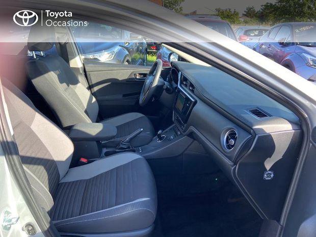 Photo miniature de la Toyota Auris HSD 136h TechnoLine 2018 d'occasion