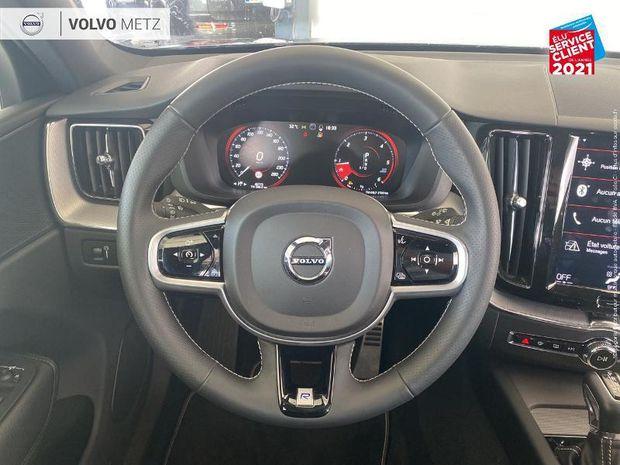 Photo miniature de la Volvo XC60 D4 AdBlue AWD 190ch R-Design Geartronic GPS CAM360 LED 2018 d'occasion