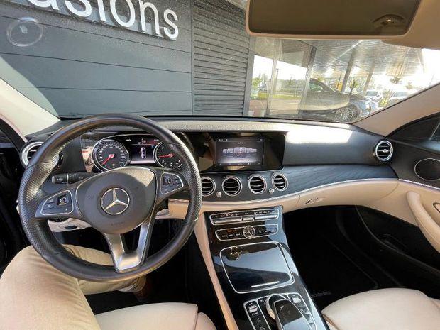 Photo miniature de la Mercedes Classe E 220 d 194ch Executive 9G-Tronic 2018 d'occasion