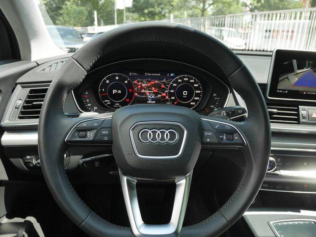 Photo miniature de la Audi Q5 V6 3.0 TDI 286 Tiptronic 8 Quattro Design Luxe 2018 d'occasion