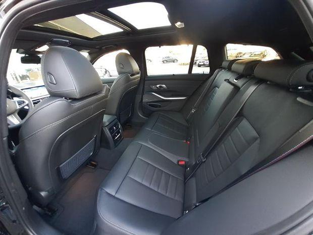 Photo miniature de la BMW Serie 3 Touring 330eA xDrive 292ch M Sport 2021 d'occasion