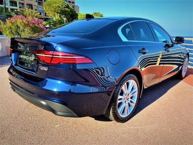 Photo miniature de la Jaguar XE D180 S BVA8 2021 d'occasion