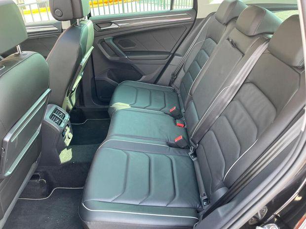 Photo miniature de la Volkswagen Tiguan 2.0 TDI 190 DSG7 4Motion Carat Exclusive 2018 d'occasion