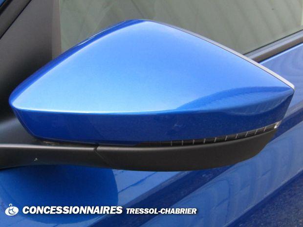 Photo miniature de la Skoda Kamiq 1.6 TDI 116 ch DSG7 Ambition 2020 d'occasion