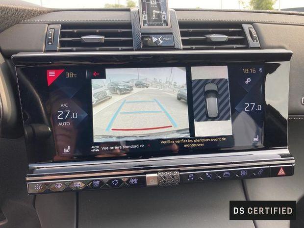 Photo miniature de la DS DS 7 Crossback PureTech 225ch Grand Chic Automatique 2018 d'occasion