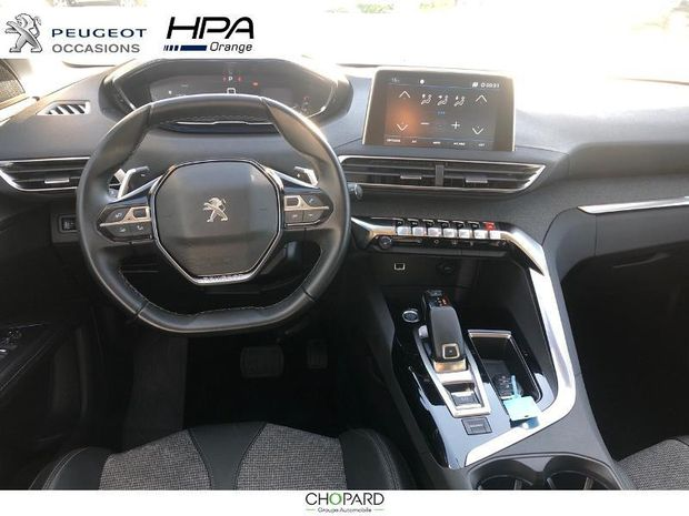 Photo miniature de la Peugeot 3008 1.2 PureTech 130ch Allure S&S EAT8 6cv 2019 d'occasion