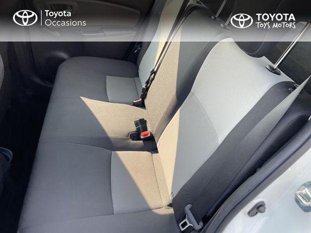 Photo miniature de la Toyota Yaris 100h France Business 5p RC18 2019 d'occasion