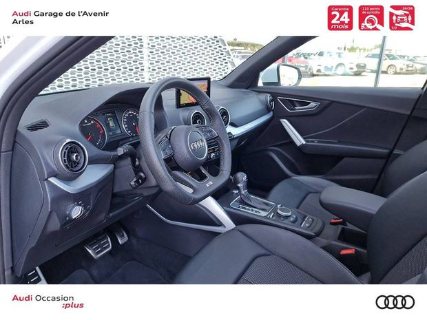 Photo miniature de la Audi Q2 35 TFSI COD 150 S tronic 7 S Line 2020 d'occasion