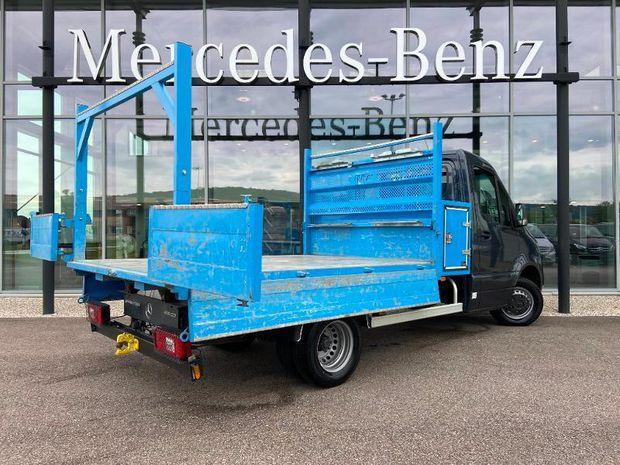 Photo miniature de la Mercedes Sprinter CCb 519 CDI 37 3T5 Propulsion 7G-Tronic Plus 2019 d'occasion