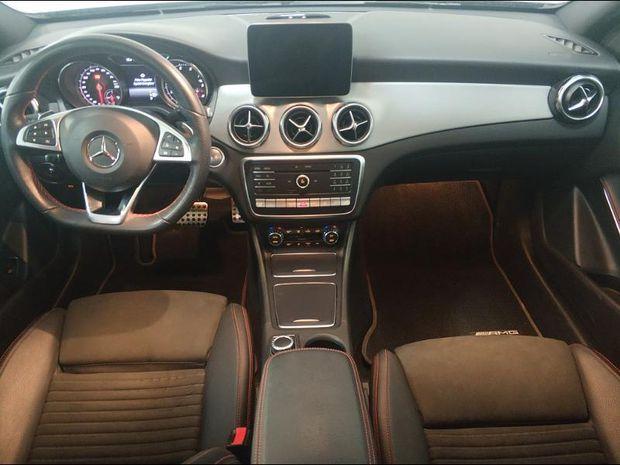Photo miniature de la Mercedes GLA Classe  250 211ch Fascination 4Matic 7G-DCT Euro6d-T 2018 d'occasion