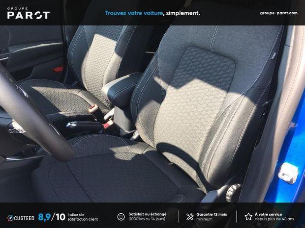 Photo miniature de la Ford Puma 1.0 EcoBoost 125ch mHEV Titanium 6cv 2021 d'occasion