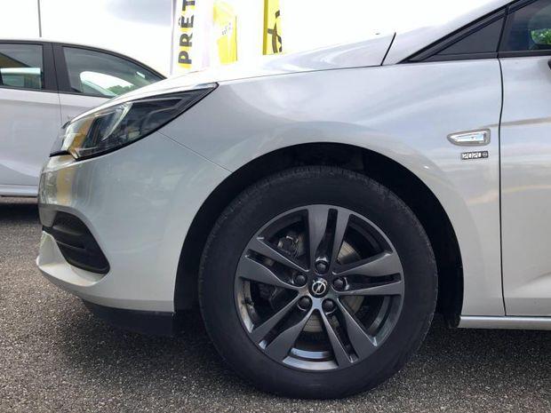 Photo miniature de la Opel Astra 110 GPS Carplay garantie 1 an 2020 d'occasion