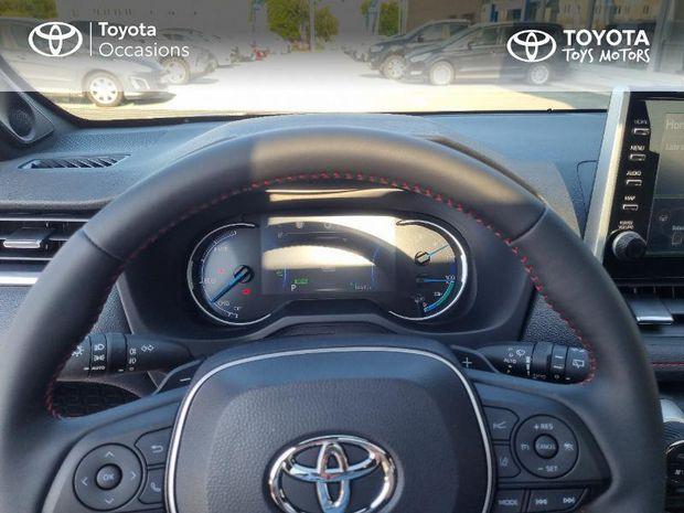 Photo miniature de la Toyota RAV4 Hybride Rechargeable 306ch Collection AWD 2021 d'occasion