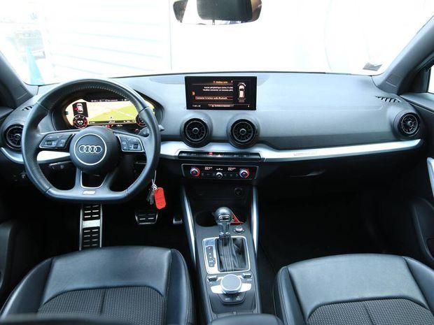 Photo miniature de la Audi Q2 2.0 TDI 150 ch S tronic 7 Quattro S Line 2018 d'occasion
