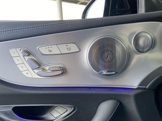 Photo miniature de la Mercedes Classe E Coupe 220 d 194ch Fascination 4Matic 9G-Tronic 2018 d'occasion