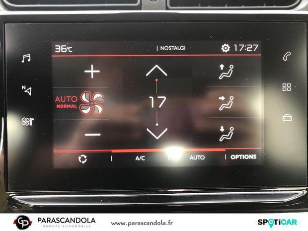 Photo miniature de la Citroën C3 PureTech 82ch Graphic S&S E6.d-TEMP 2019 d'occasion