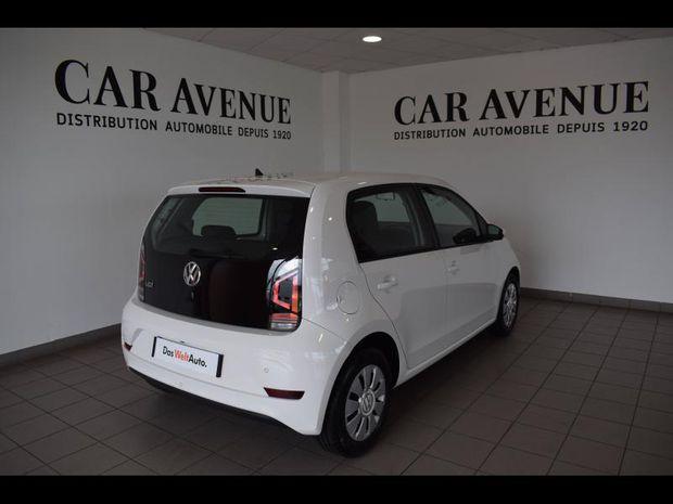 Photo miniature de la Volkswagen Up ! 1.0 60ch BlueMotion Technology Move ! 5p Euro6d-T 2019 d'occasion