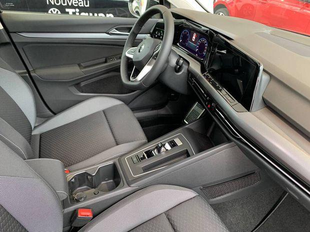 Photo miniature de la Volkswagen Golf 2.0 TDI SCR 115 DSG7 Active 2021 d'occasion